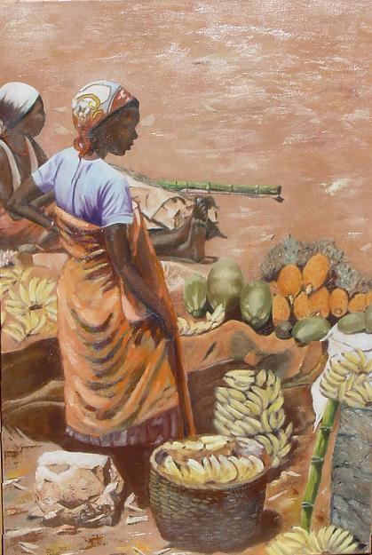 Super Schilderijen Afrika | Ria Marks-Emmen #FJ13